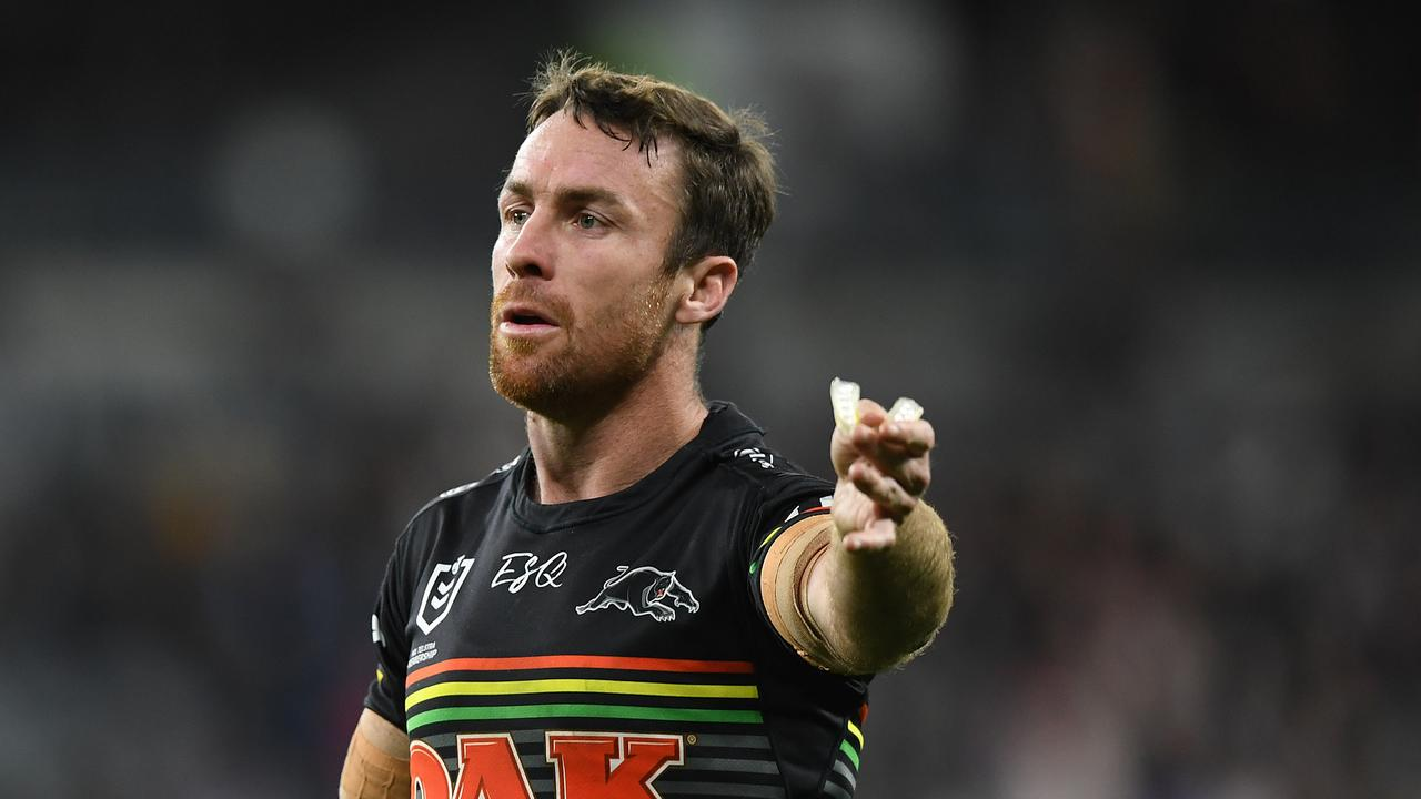 James Maloney's exit will place greater pressure on Cleary. Picture: Joel Carrett
