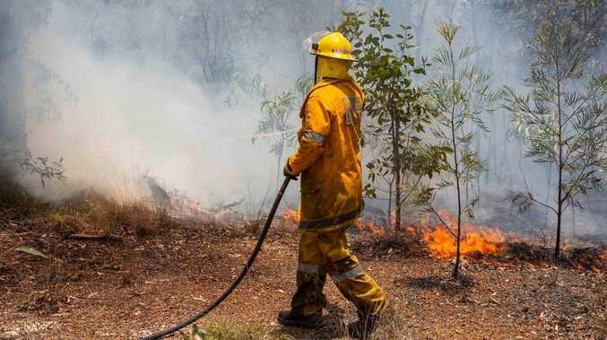 Stanthorpe fireys on standby as neighbouring regions ignite