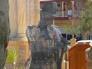 Ghost Soldier given a home in Charleville
