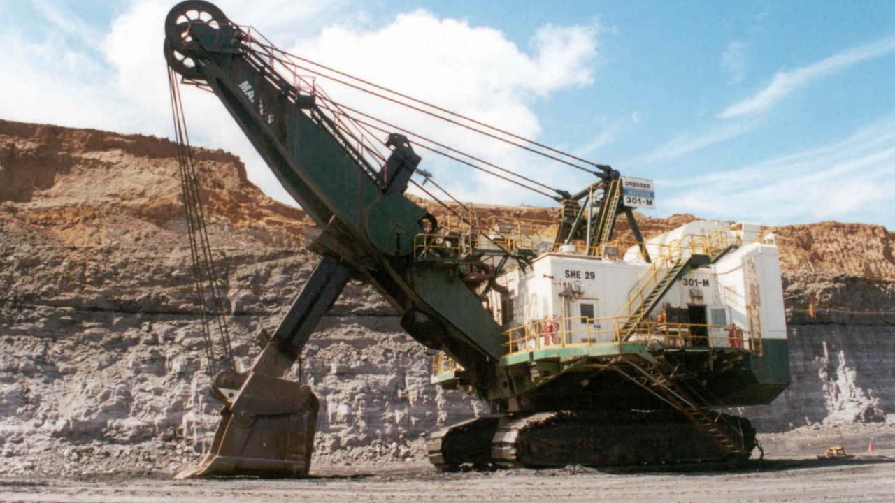 AUTOMATION: BMA's Goonyella Riverside mine