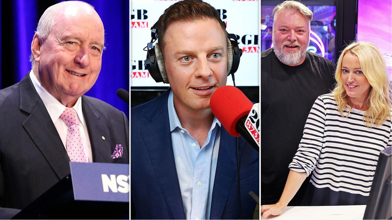 Ben Fordham on top in radio ratings