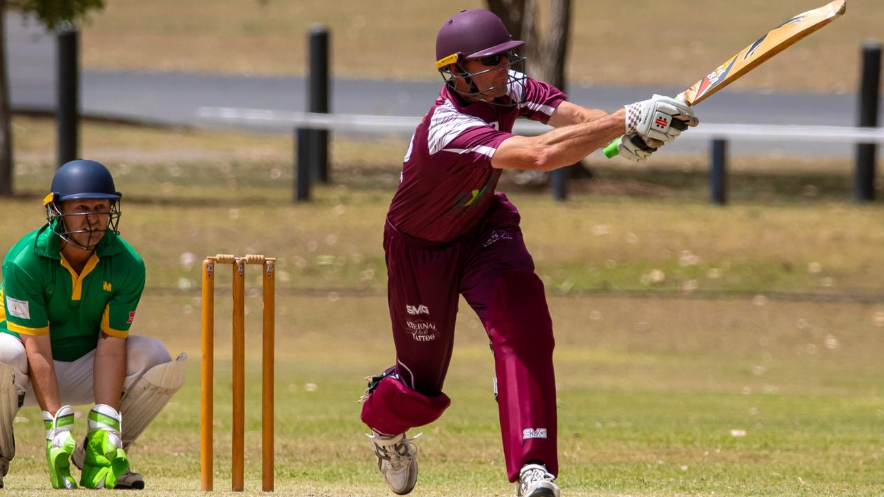 Gympie Regional Cricket Association - Wests v Colts -