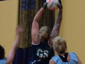 GALLERY: Kingaroy netball grand finals