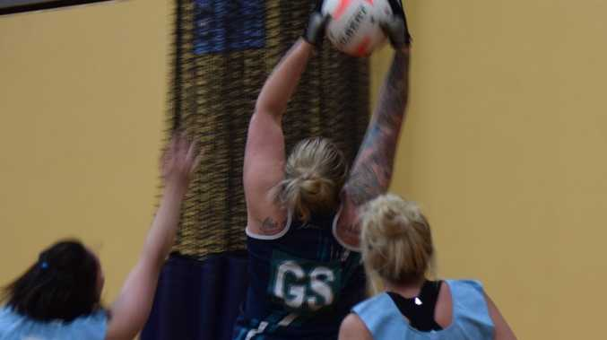 GALLERY: Kingaroy netball grand finals