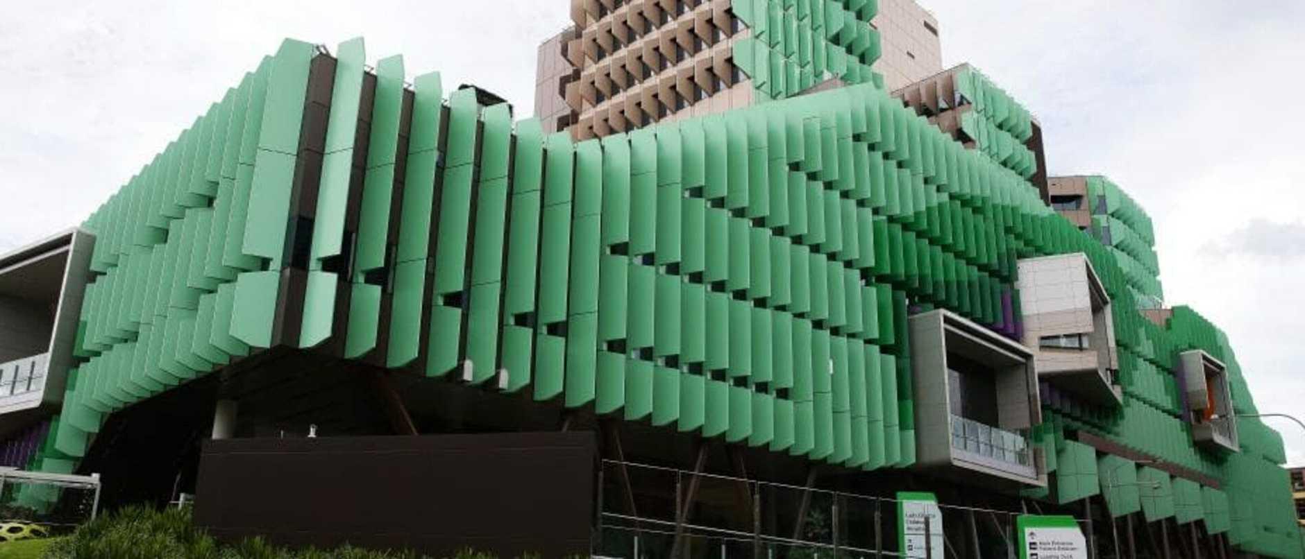 Queensland Children's Hospital.