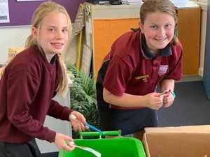 South Burnett students turn waste into a win