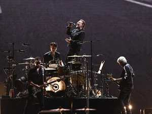 Gallery: U2 open Australian tour in Brisbane