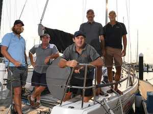 Sydney to Hobart race a 'tick off the bucket list'