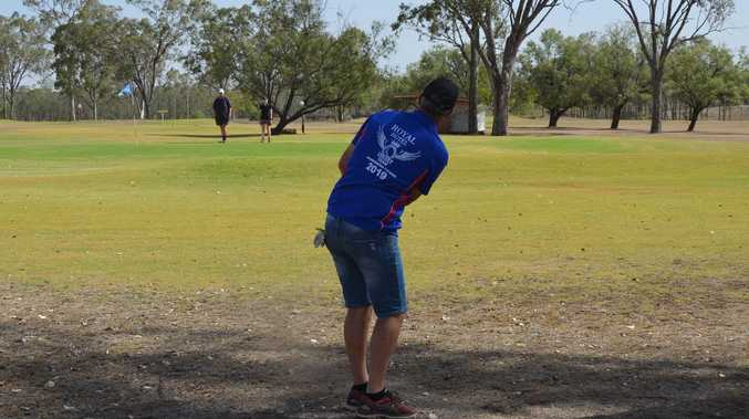 Mundubbera Rotary tees off for fundraiser