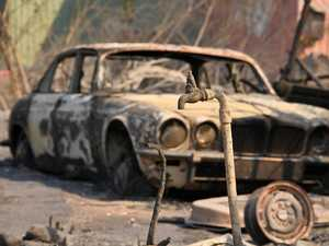 How to survive a bushfire while driving