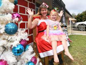ICONIC: Much-loved Bay Christmas display on light up trail