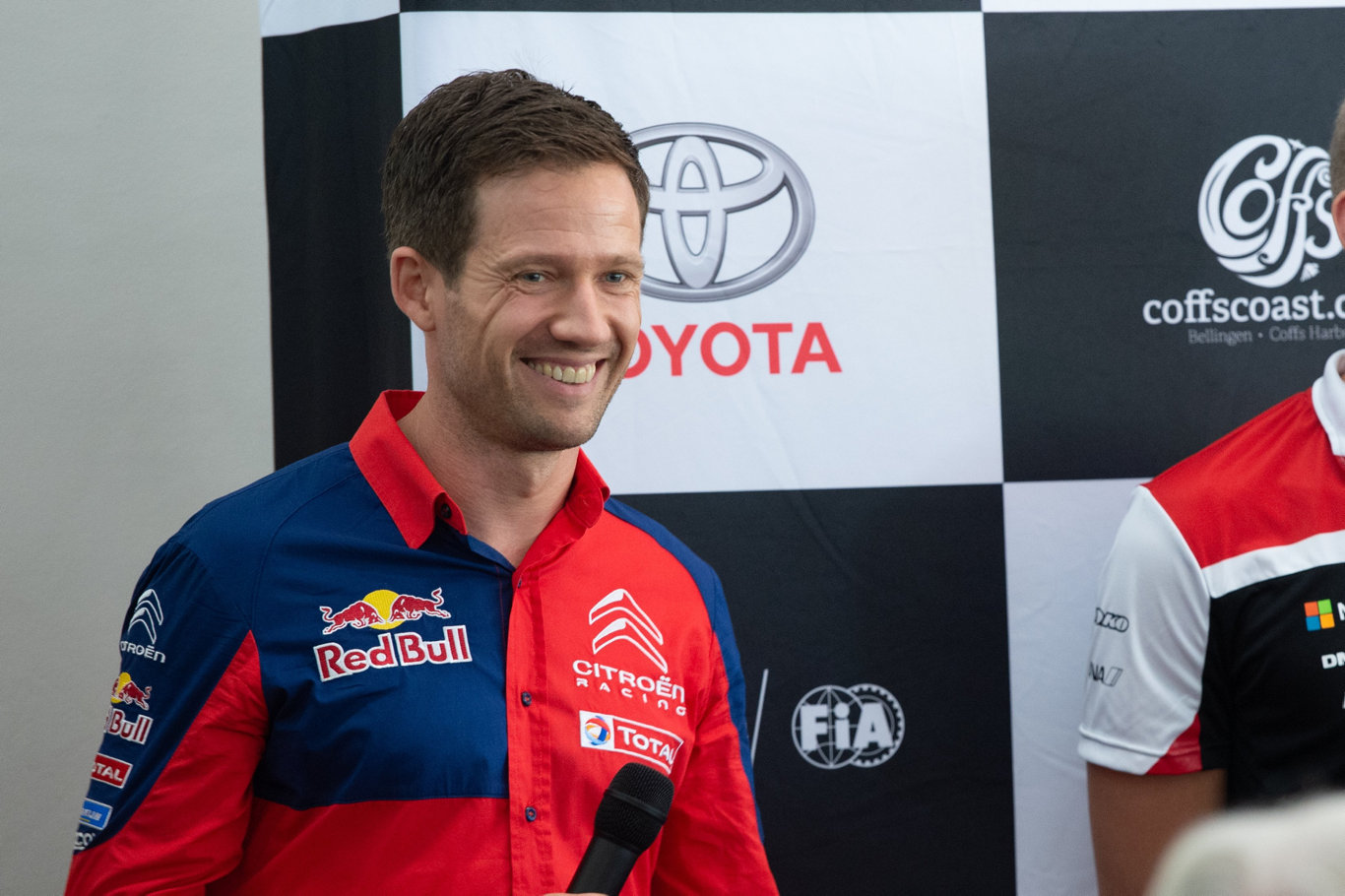 Six-time World Rally Champion Sébastien Ogier this afternoon pledged a generous donation to help wildlife organisations save and treat bushfire affected animals.