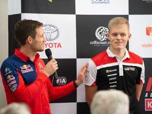 WRC rally event thanks volunteers