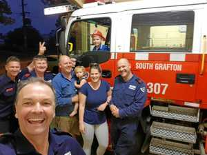 Generous donations help keep firefighters going