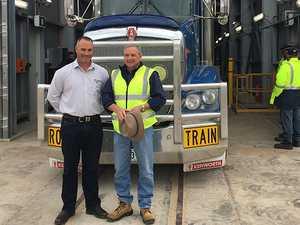 Viterra unveils truck-friendly upgrade to Port Lincoln site