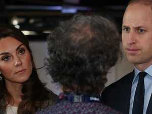 Prince William comforts dad after suicide
