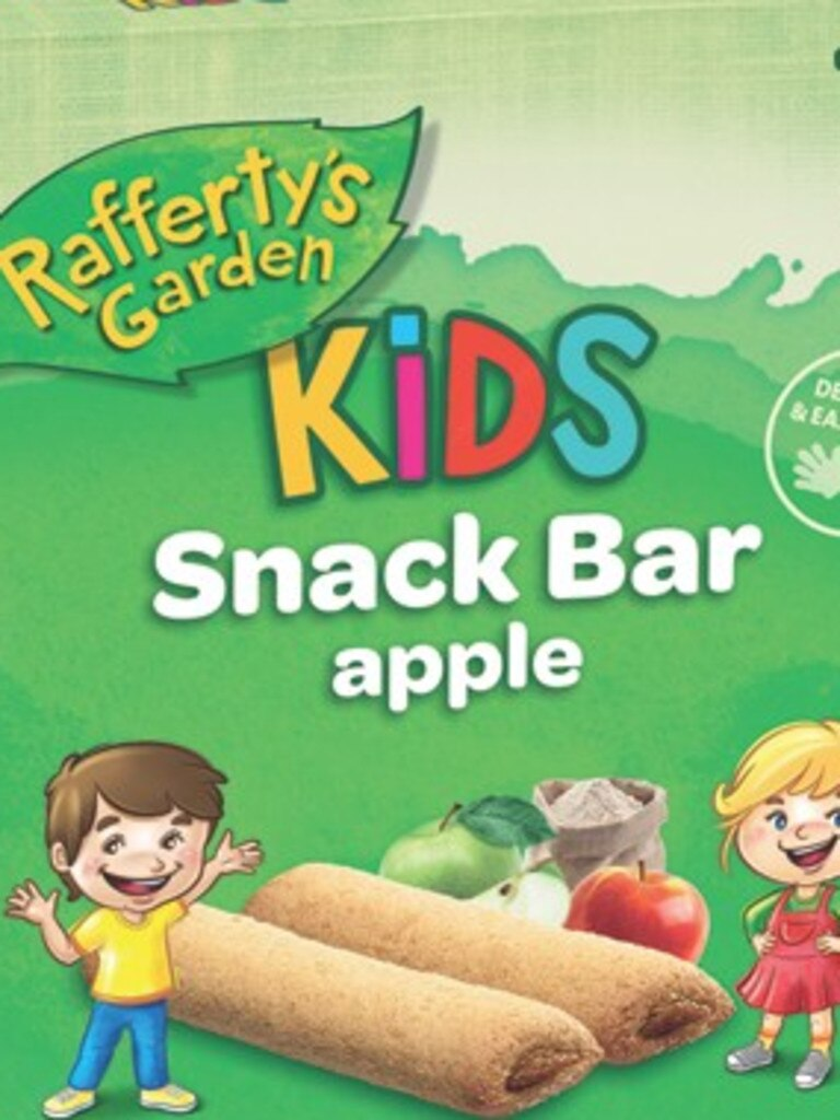 The Rafferty's Garden snack bar range.