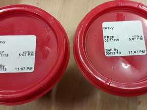 Dad's rude find on KFC takeaway order