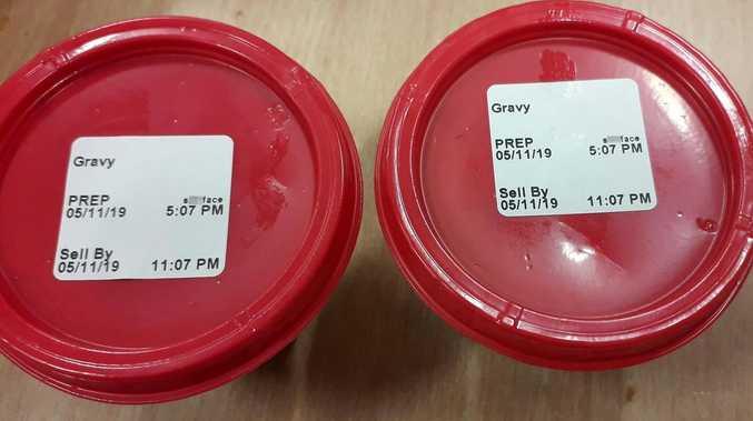 Dad's rude find on KFC takeaway order