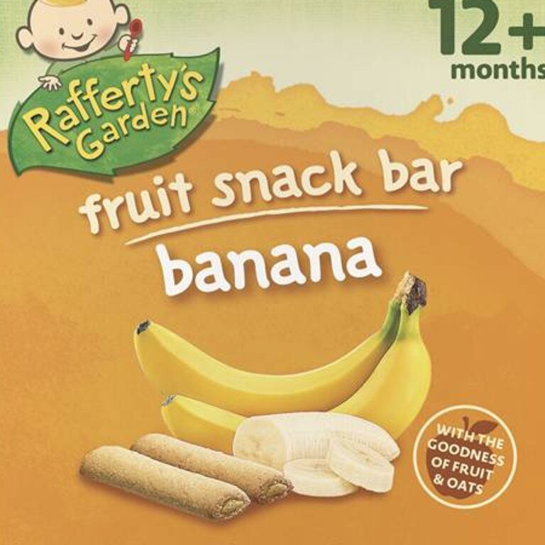 These toddler snacks have a surprisingly high level of sugar.