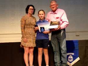 Eidsvold State School Awards Night