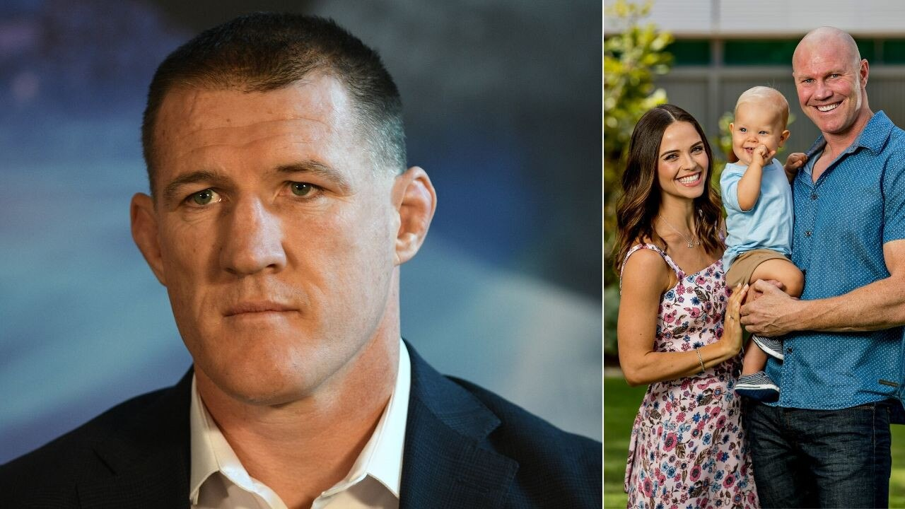 Lauren Brant has taken aim at Paul Gallen.