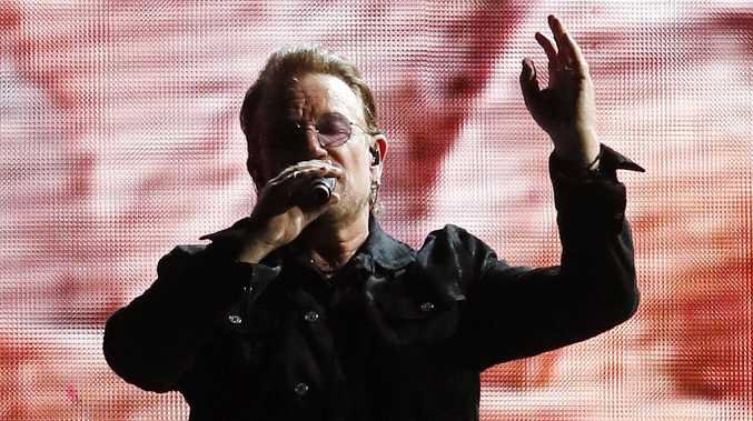 U2 clear the air from our unforgettable fires