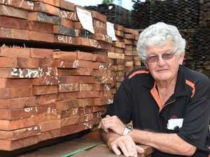 Timber boss on losing property in national park fire