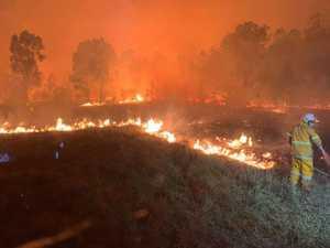DAY FIVE: Capricorn Coast braces for more fire fury