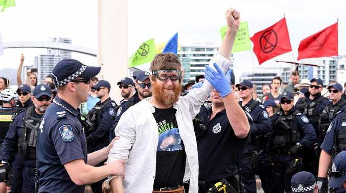Extinction Rebellion to join fight for Brisbane creek