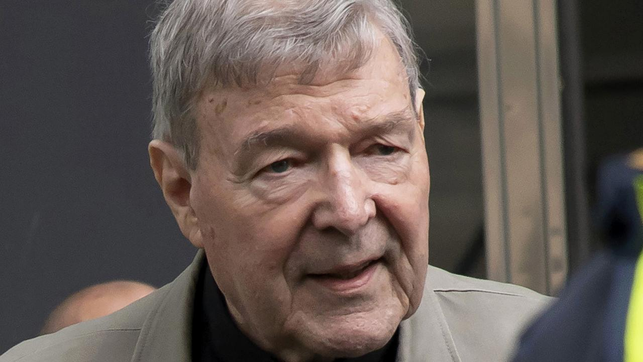 George Pell finally gets his chance for justice. Picture: Andy Brownbill
