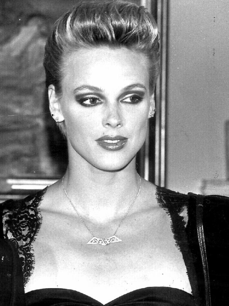 Brigitte Nielsen once dated Sylvester Stallone.