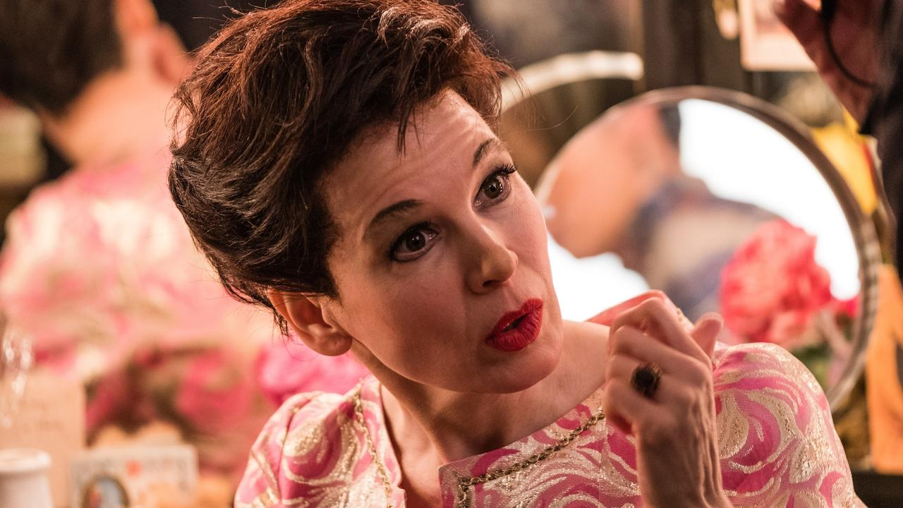 Renée Zellweger as Judy Garland. Picture: Supplied by Roadside Attractions/David Hindley