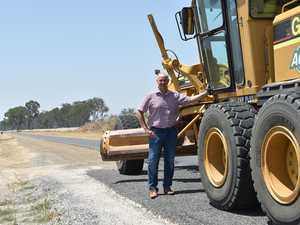 Start on road upgrade has been years in the making