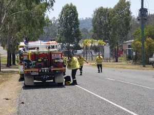QFES monitor Elgin Vale blaze as Kilkivan fire rages
