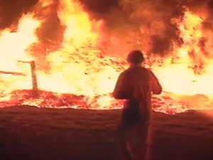 Eerie feeling to fires sparks fears history will repeat