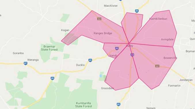 Telstra service cut from town for 24hrs