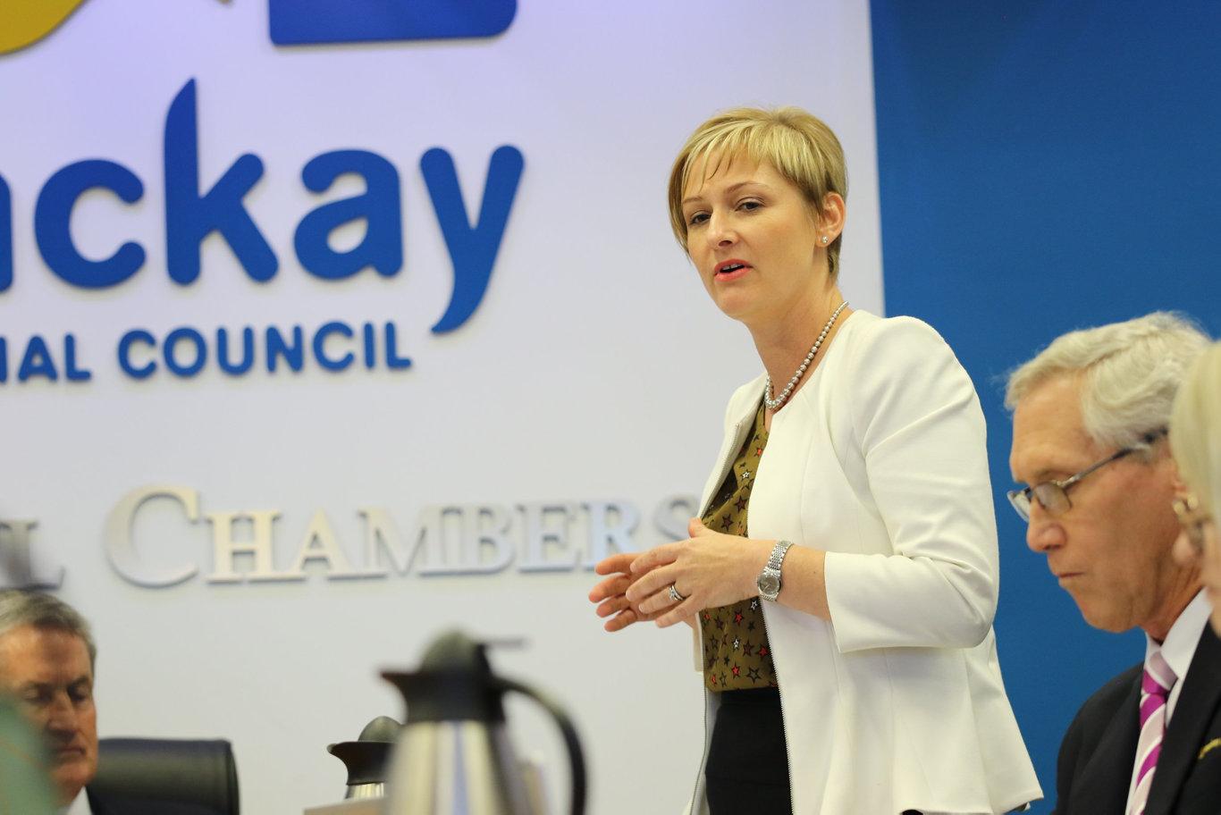 Councillor Amanda Camm.