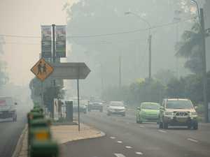 Heavy smoke causes flight delays at Coffs airport