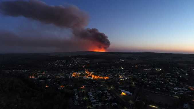 GALLERY: Pechey fire dramatically changes landscapes