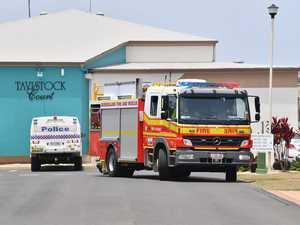 BREAKING: Car into power box in Torquay