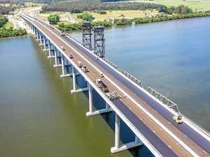 Bridge walk open, veterans honoured