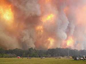 Bushfire seasons stretching into winter: Climate Council