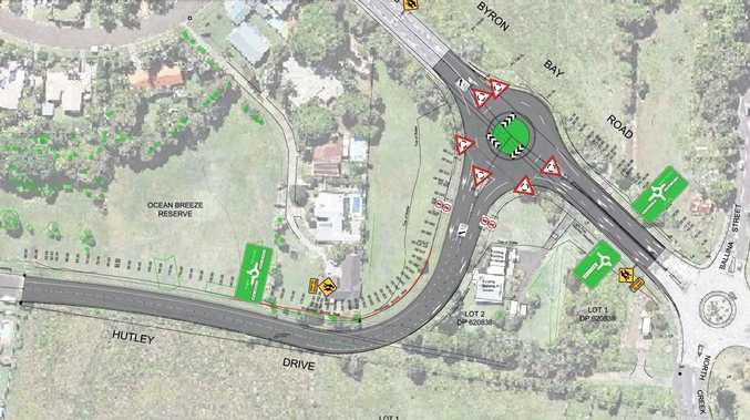 Work starts on long-awaited extension of Lennox Head road