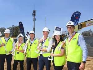 Construction begins on 20,000sq m retail precinct