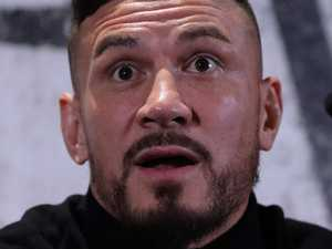 Sonny Bill vows to fight Barry Hall