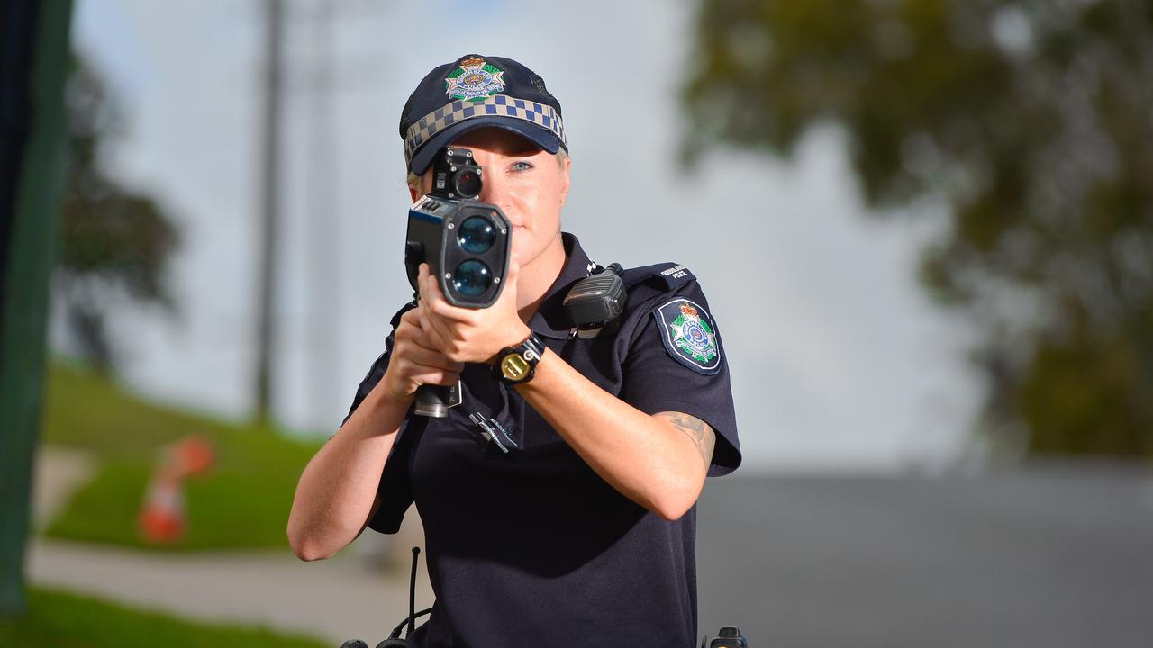 Mackay police checks revealed Joshua Petts' licence was disqualified when he was busted behind the wheel in September this year.