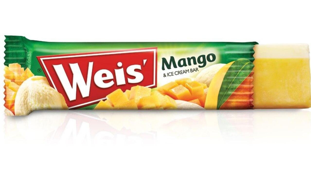 The iconic mango Weis bar