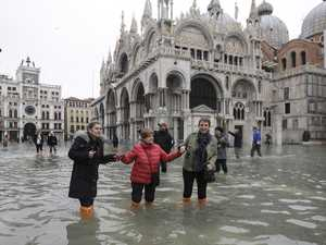 'Apocalyptic' Venice floods turn deadly