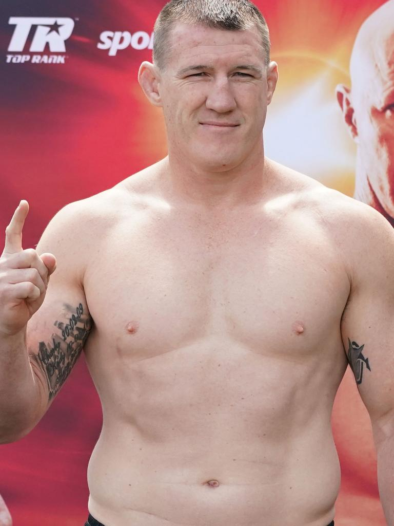 Paul Gallen. Picture: AAP